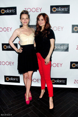 Joy at Zooey Magazine Relaunch Party - bethany-joy-galeotti Photo