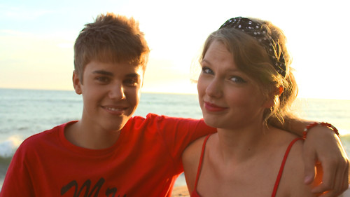 Justin & Taylor on Punk'd ☺