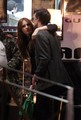 Karen Gillan and Matt Smith are seen hanging out in Almeria, Spain (March 11) - doctor-who photo