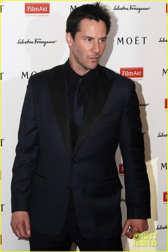 Keanu Reeves: Power of Film Gala Honoree!