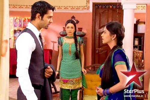 Khushi, arnav and Payal