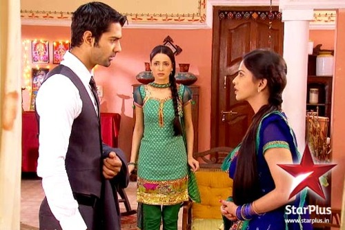 Khushi, arnav and Payal