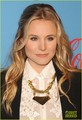Kristen Bell &amp; Heidi Klum: Playlist with the A-List! - kristen-bell photo