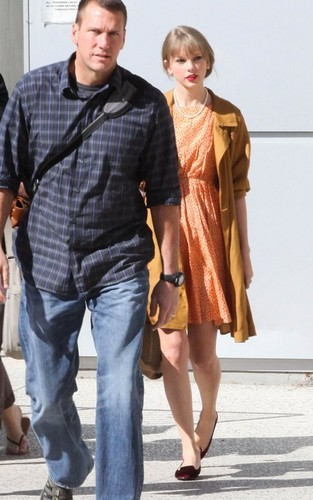 LAX Airport - March 19, 2012