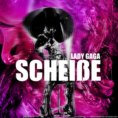 Lady Gaga-Fan Art! <3
