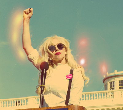 Lady Gaga! ♥
