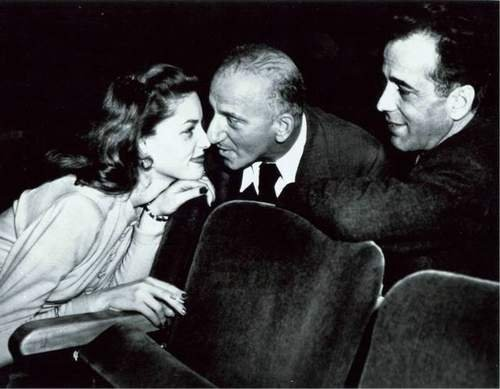 Классические фильмы Обои called Lauren Bacall, Jimmy Durante & Humphrey Bogart