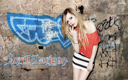 Lavigne - avril-lavigne Wallpaper