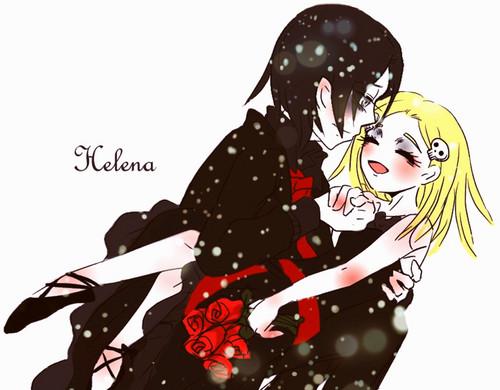 Lenore the cute little dead girl in Helena from MCR