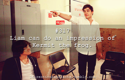 Liam's Facts♥♥♥