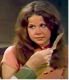 The Linda Blair Pretty Corner 바탕화면 containing a portrait called Linda Blair