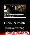 Linkin Park is NEVER  - linkin-park fan art