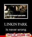 Linkin Park is NEVER  - linkin-park fan art