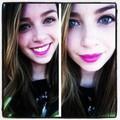 Lisa's new favorite lip color :)