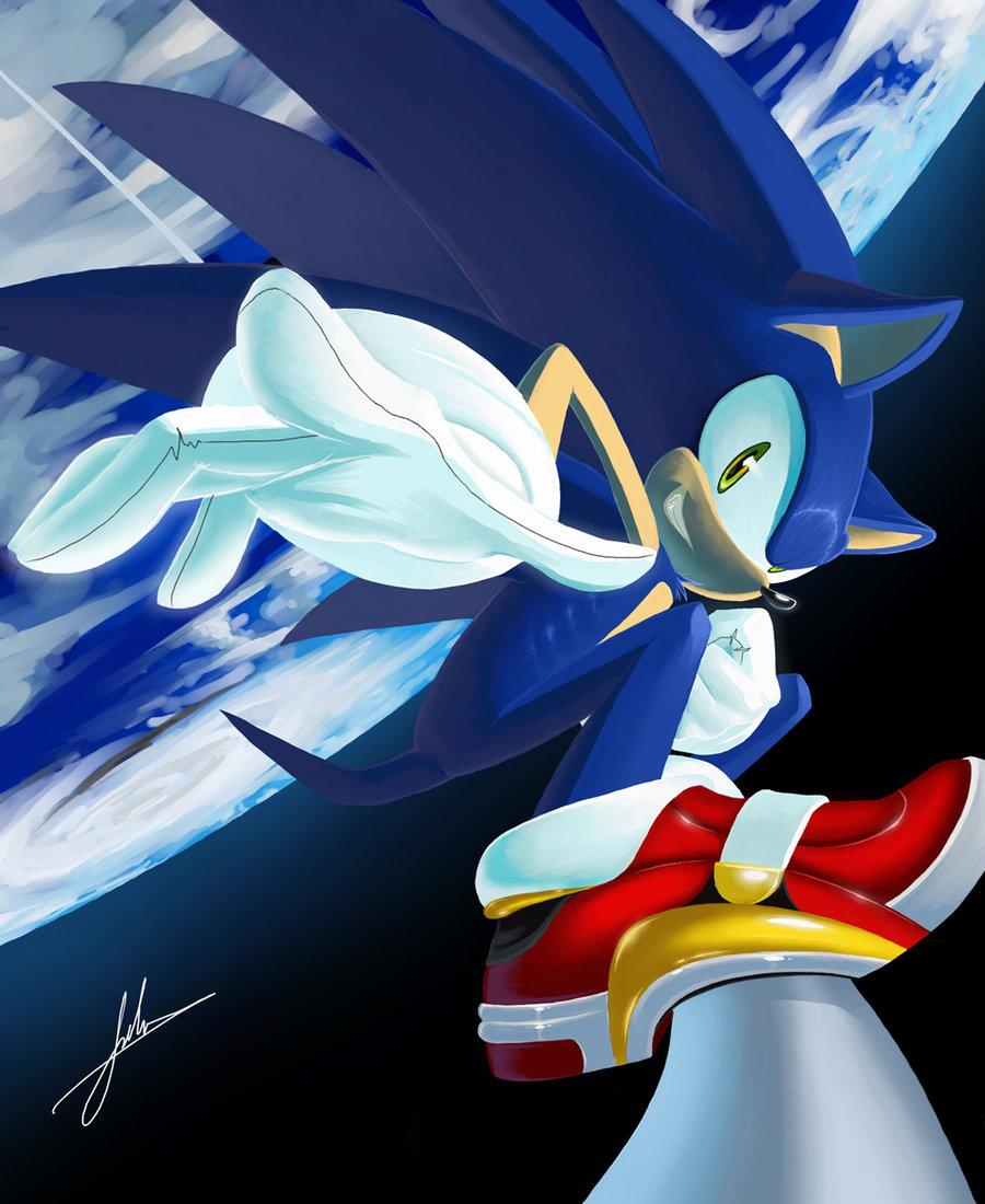 Long Looping Sonic The Hedgehog Fan Art 29820848 Fanpop