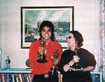 MJ and Oona O'Neill and