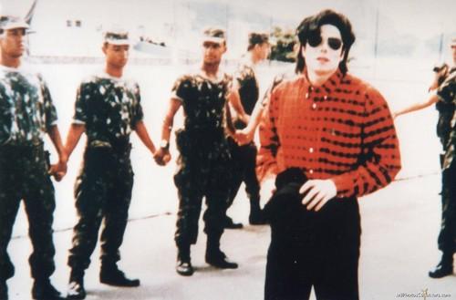 MJ in Rio de Janeiro- Very Rare