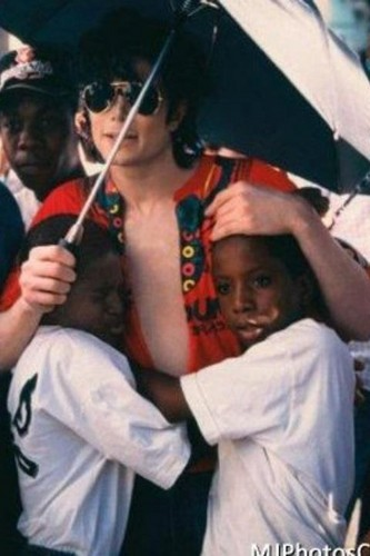 MJ in Salvador