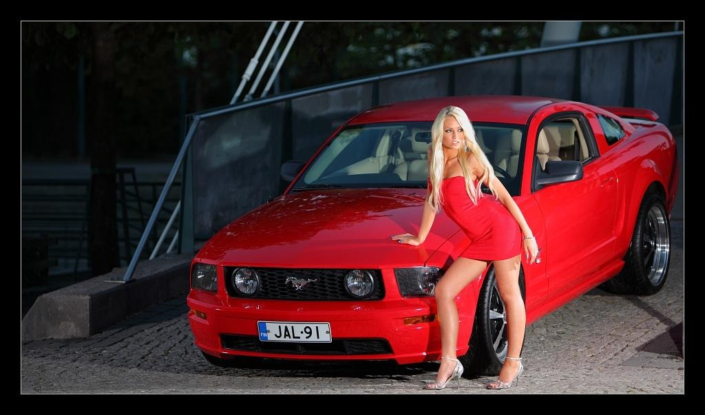 MUSTANG & SEXY BABE
