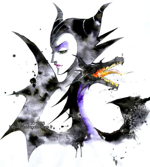 Maleficent Classic Disney Fan Art 29896531 Fanpop