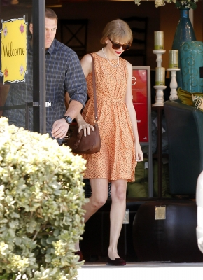 March 19 - Out and About in Los Angeles,California