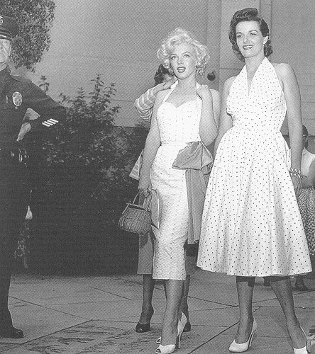 Marilyn Monroe & Jane Russell - classic-movies Photo