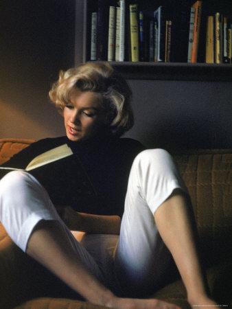 Marilyn Monroe 阅读