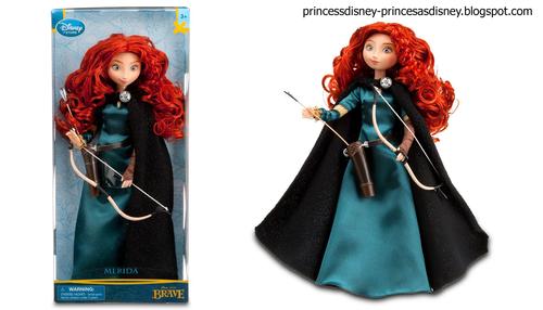 Merida New poupées