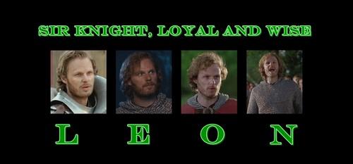 Merlin Characters