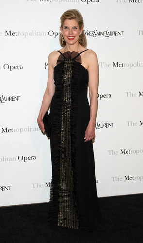 "Metropolitan Opera Gala ""Armida"" premiere in New York City"