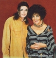 Michael & Elizabeth ♥ - michael-jackson photo