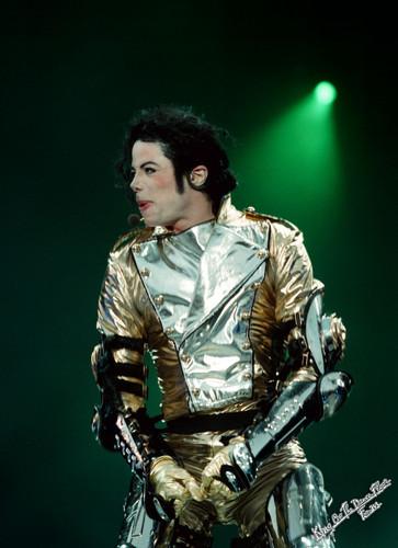 Michael - HIStory tour ♥