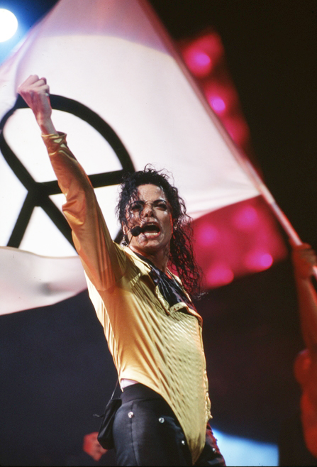 Michael Jackson =Peace NOT War=