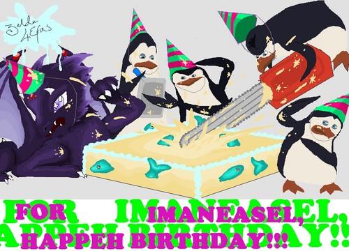 Moonshadow's birthday! :3