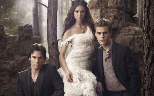 更多 Vampire Diaries