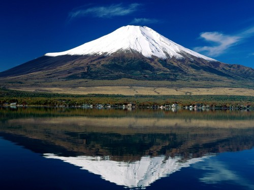Mount_Fuji_Japan. - japan Wallpaper