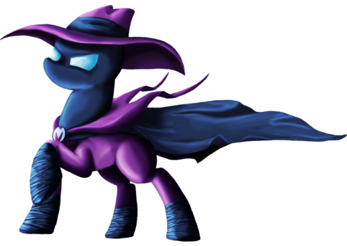 Mysterious Mare-Do-Well