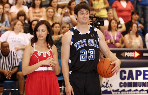 Naley wallpaper containing a basketball, a dribbler, and a basketball player called Naley <3