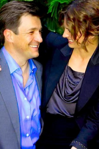 stana katic and nathan fillion relationship 2014 toyota