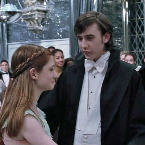 Neville and Ginny HP 4