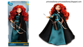 New Merida boneka