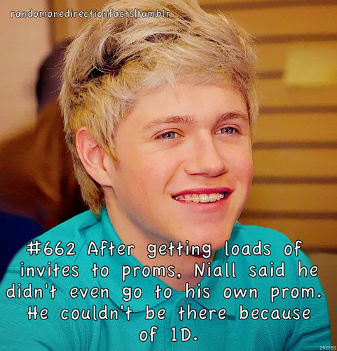 Niall Horan's Facts♥xx