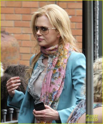 Nicole Kidman Takes A Stand In Aussie Coal Movement