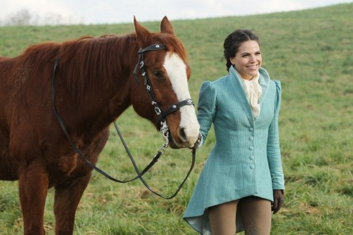 "OUAT - ""The Stable Boy"" - promo pics"