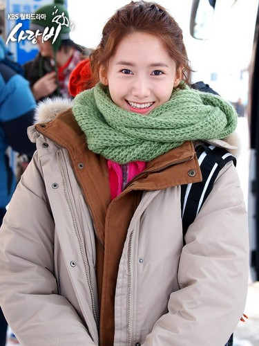 Official Pictures of drama 'Love Rain'