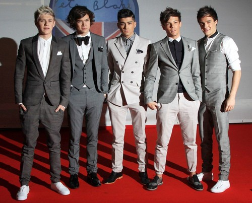 One Direction @ 2012 Brit Awards - one-direction Photo