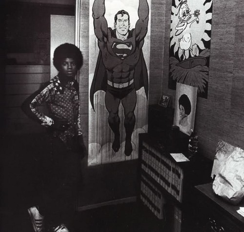 Our little SUPER HERO, Mike ! ♥ (rare)