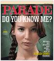 Parade magazine cover - katniss-everdeen photo