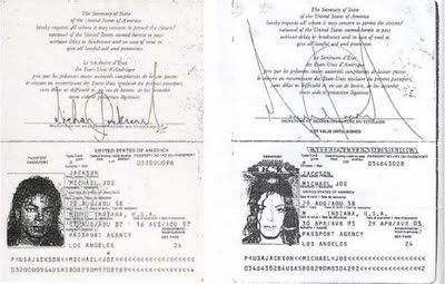 Passport MJ