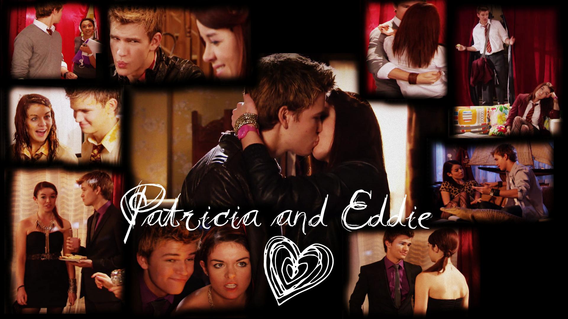 Patricia and Eddie, Peddie